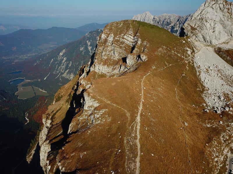 Мангарт. Юлианские Альпы. Словения
