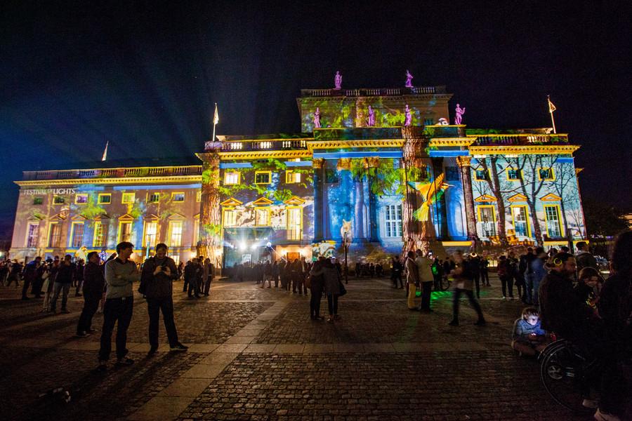 Фестиваль света в Берлине - 2018