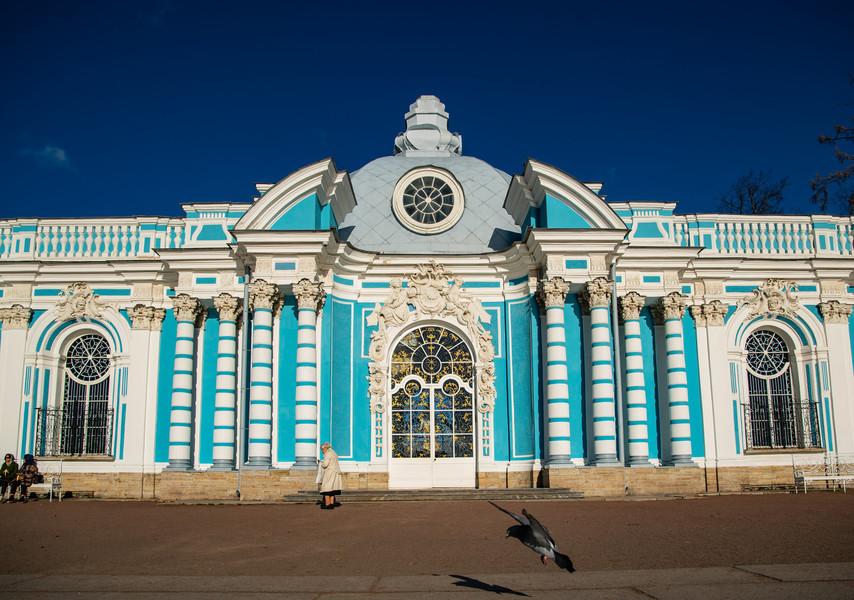 "Музей заповедник ""Царское Село"". Санкт-Петербург"