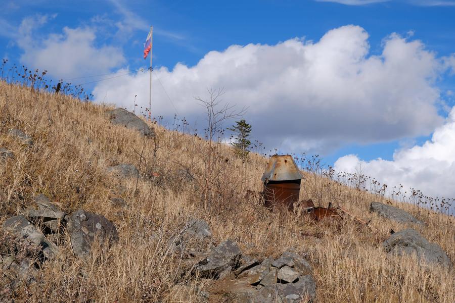 Место силы - Гора Воробей (Туманная)