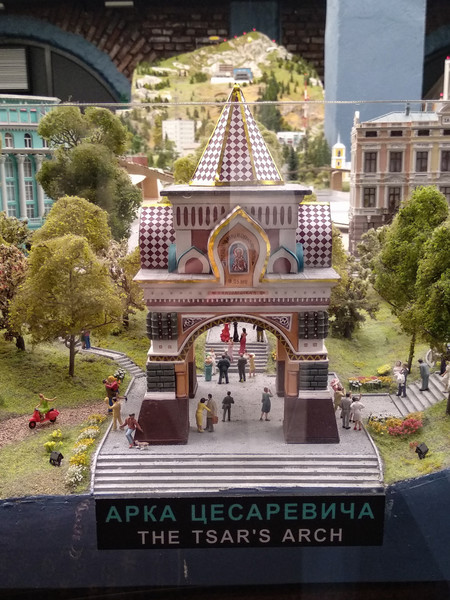 Гранд макет Россия. Санкт-Петербург-2018