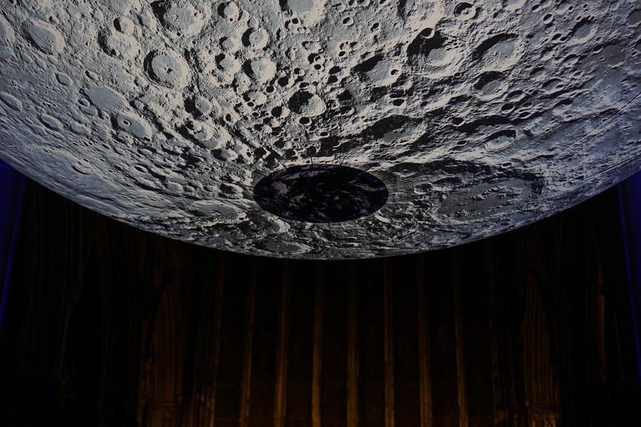 Музей луны в Донкастере