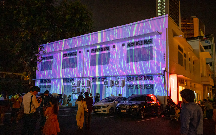 Фестиваль огней в Бангкоке