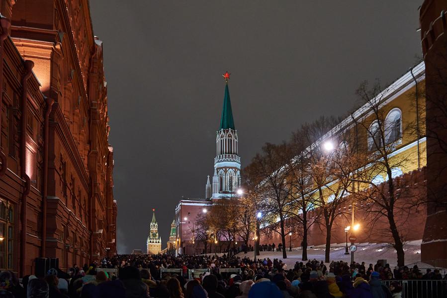С Новым Годом, Москва!