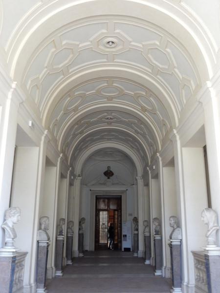 Ботанический сад и Галерея. Палаццо Корсини