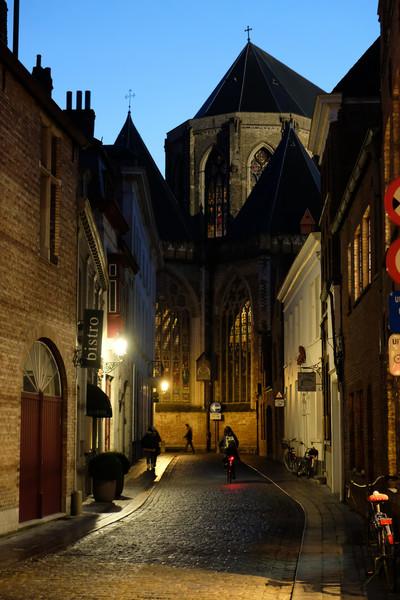 Город Брюгге. Небольшое путешествие