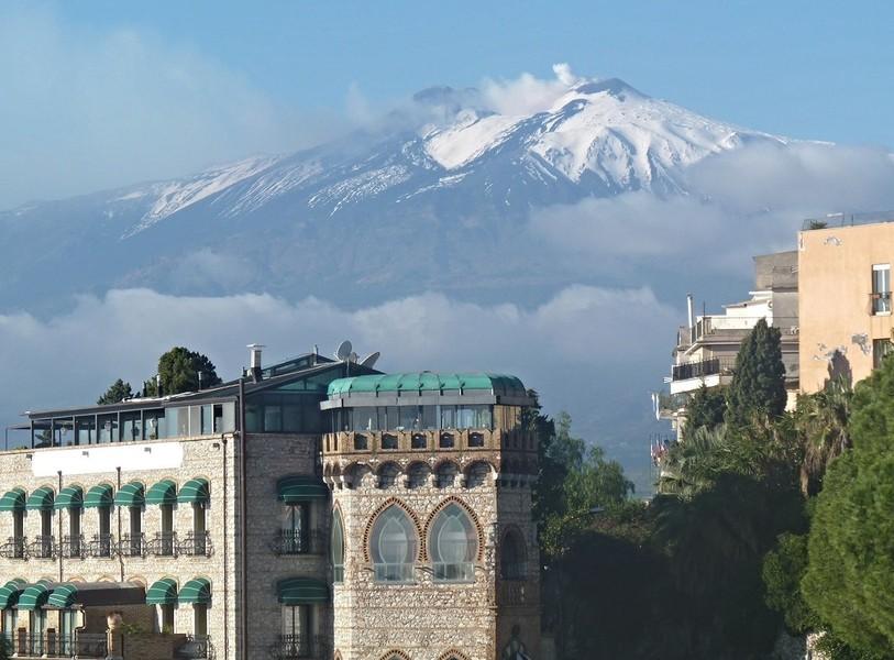 Таормина. Сицилия. Италия