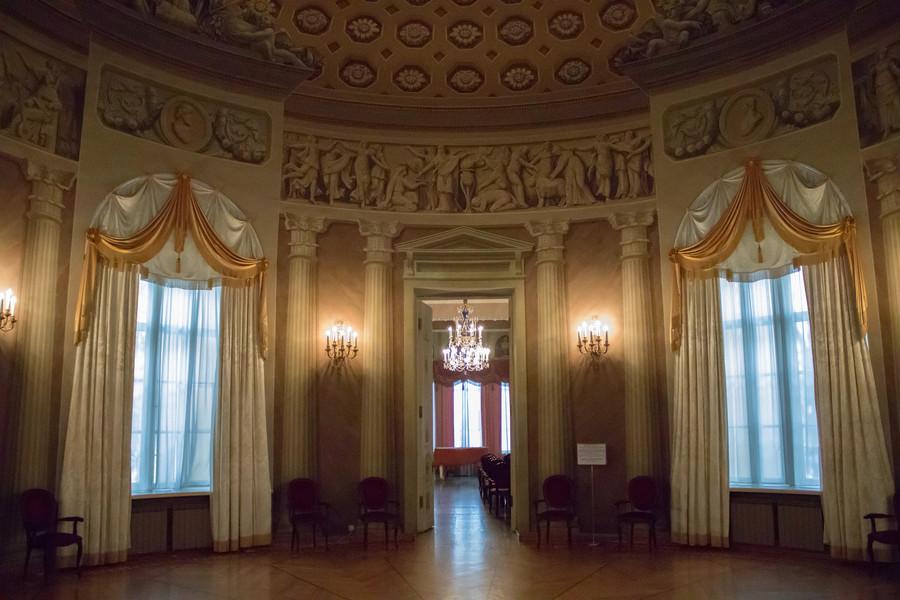 Дворец Н.А. Дурасова, усадьба Люблино