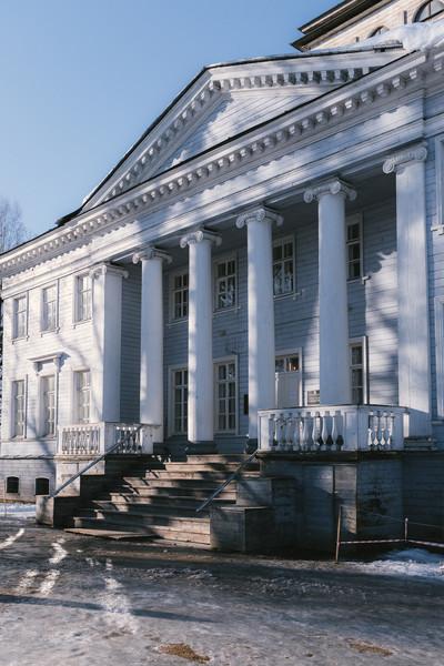 Рождествено - музей-усадьба Владимира Набокова