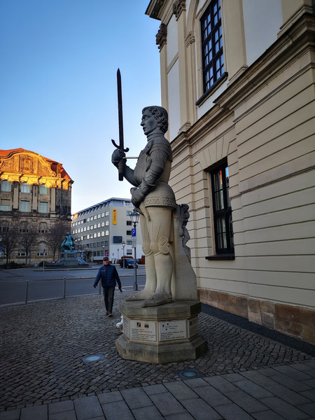 Магдебург. Февраль 2019