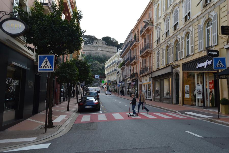 Полчаса на поезде от Ниццы...и вы в Монако!!