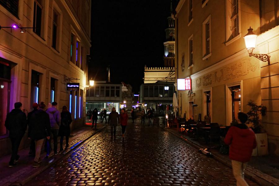 Старый город в Познани