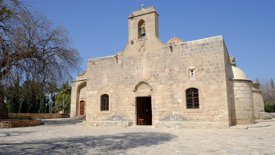 Ларнака. Спокойный отдых на  Кипре