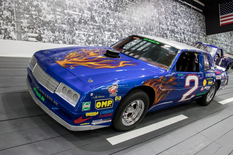 Музей автомобилей и техники в Зинсхайме