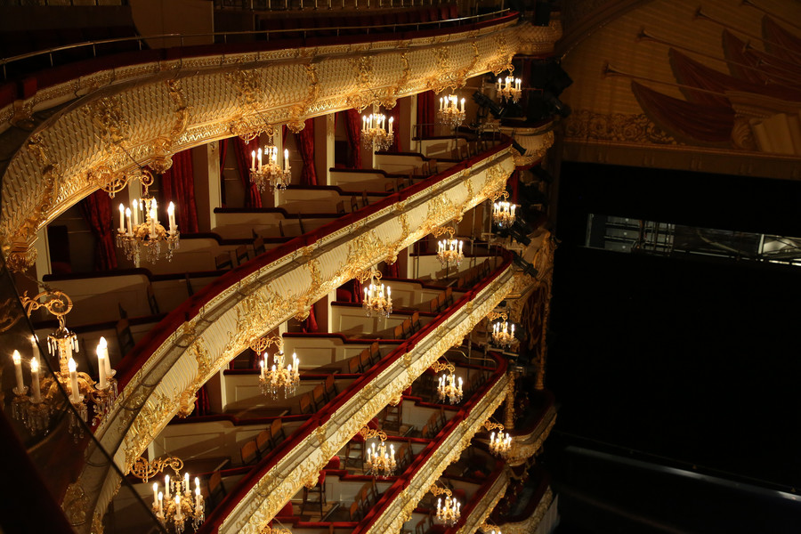 Экскурсия в Большой Театр