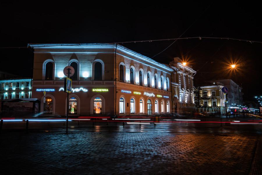 Последние дни зимы в Нижнем Новгороде
