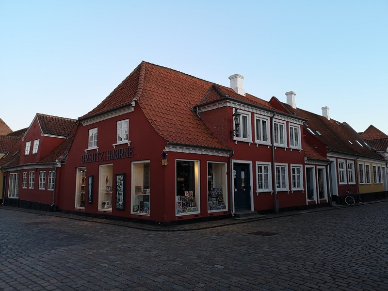 Путешествие в Данию. Эрёскёбинг