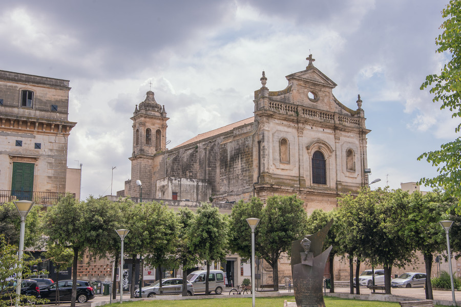 Матера - один из самых древних городов Италии и мира