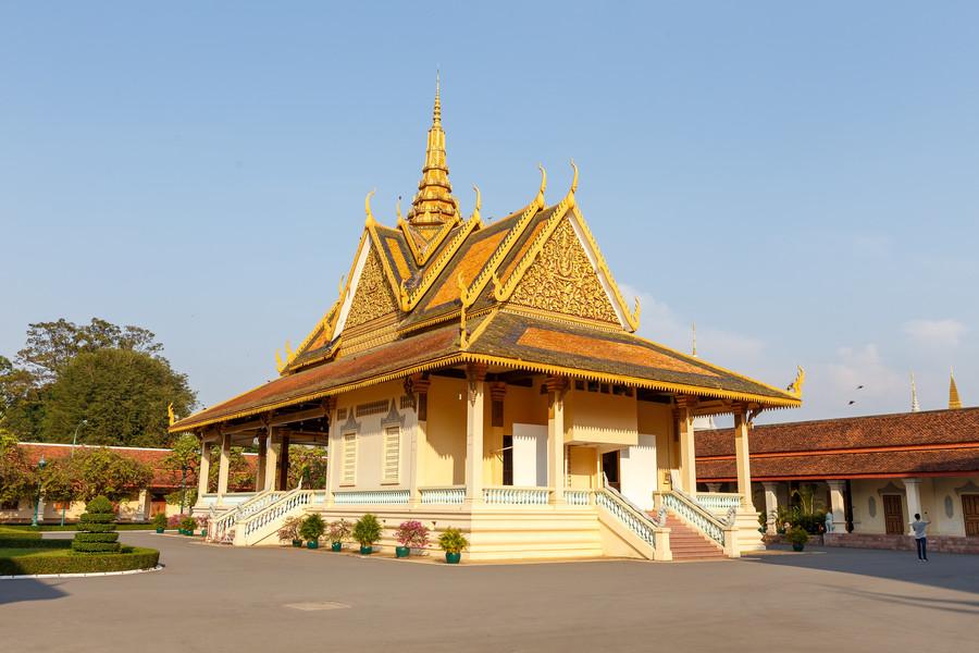 Столица Камбоджи - Пномпень