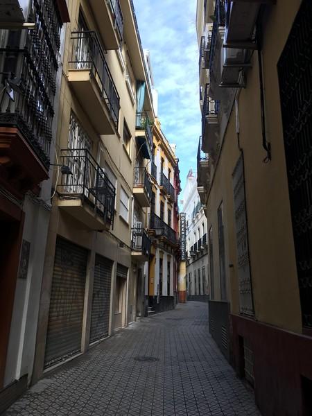 Пара дней в Севилье осенью