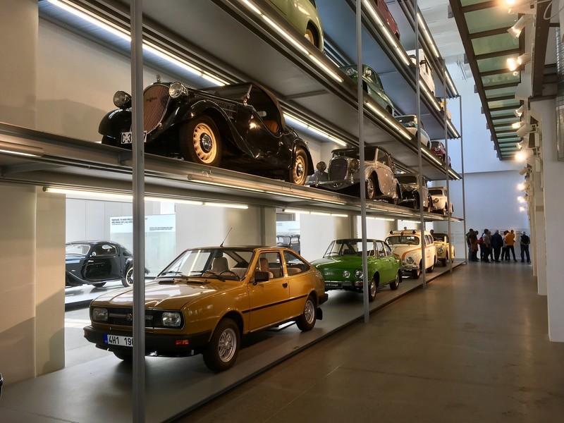 Музей Шкода в Млада Болеславе
