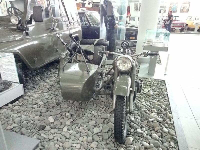 Сочинский авто-музей в Адлере