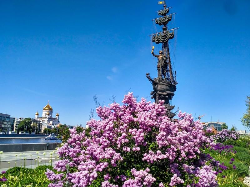 """Парк искусств """"Музеон"""" (15/05/2019)"""