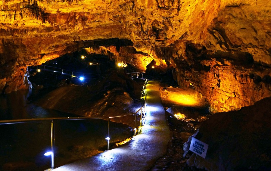 Пещера Ветреница в Боснии и Герцеговине