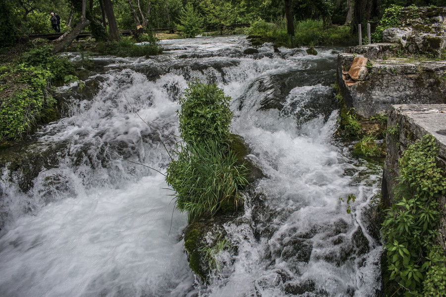 Хорватский Национальный парк Крка
