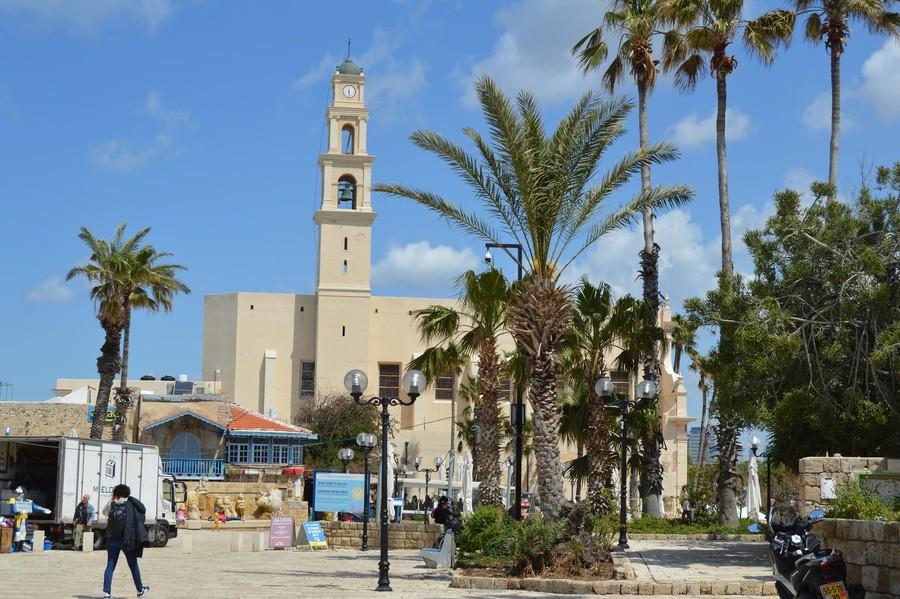 Старый город. Тель-Авив - Яффа