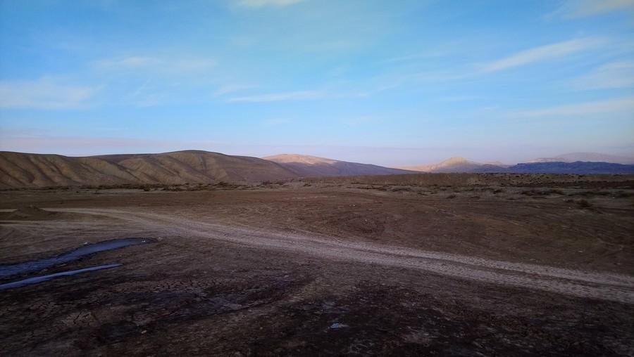 Археологический заповедник Гобустан в Азербайджане