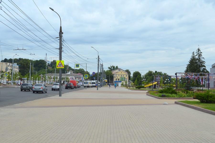 Прогулялись по Брянску