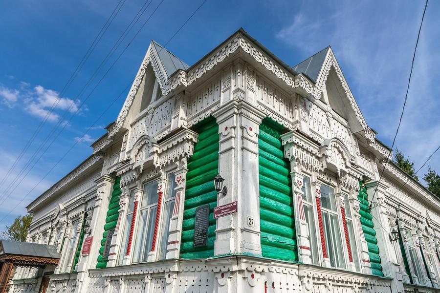 Наровчат. Старейший населённый пункт Пензенской области