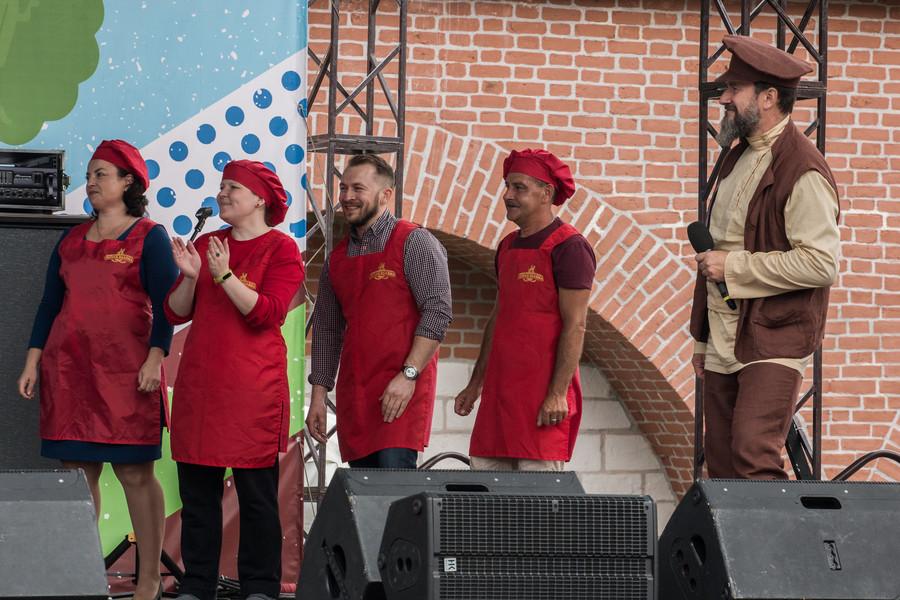 Пряник-фест 2019 в Туле