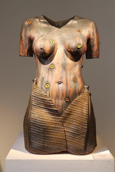 Скульптуры Жана Фонтена в Музее естественной истории Байонны