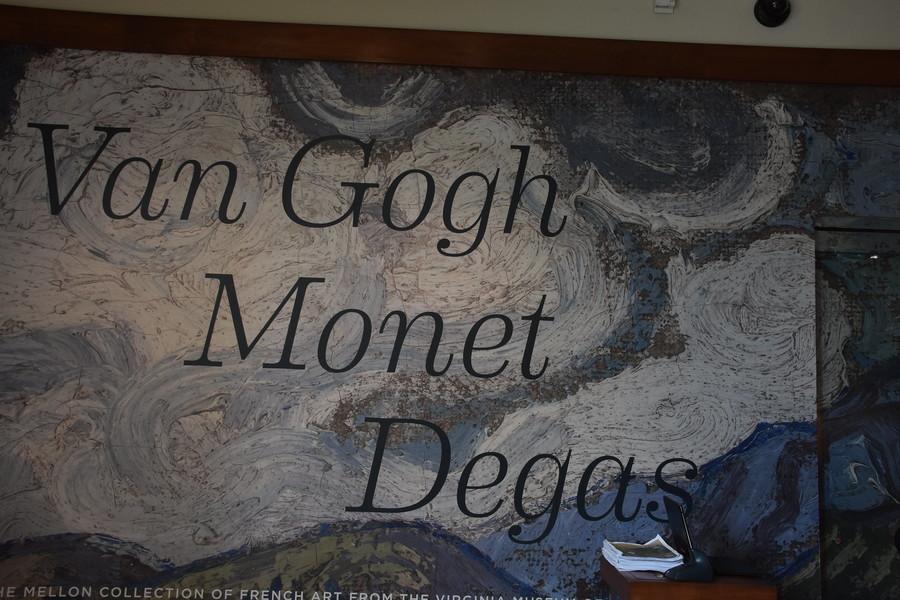 Ван Гог, Моне, Дега: Выставка в музее Оклахомы
