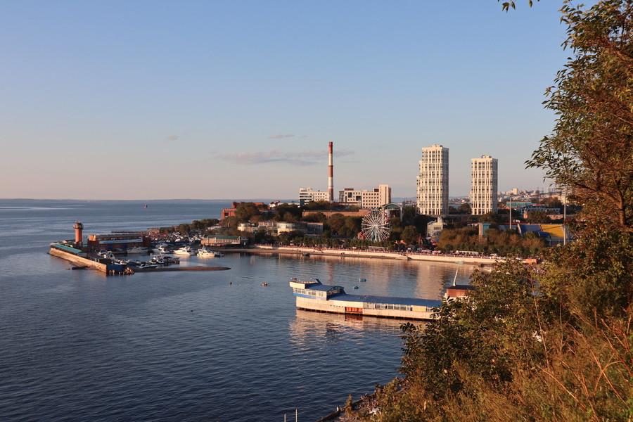 Четыре дня во Владивостоке