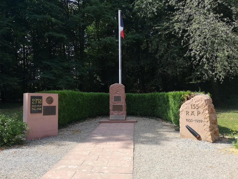 Крепость Шёненбург линии Мажино