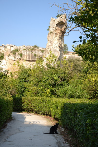 Археологический парк Неаполис в Сиракузах