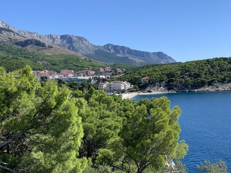 Всем привет из солнечной Хорватии! Макарска (Полуостров Святого Петра)
