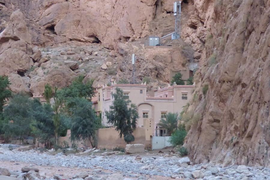 Марокканское Ущелье Тодра