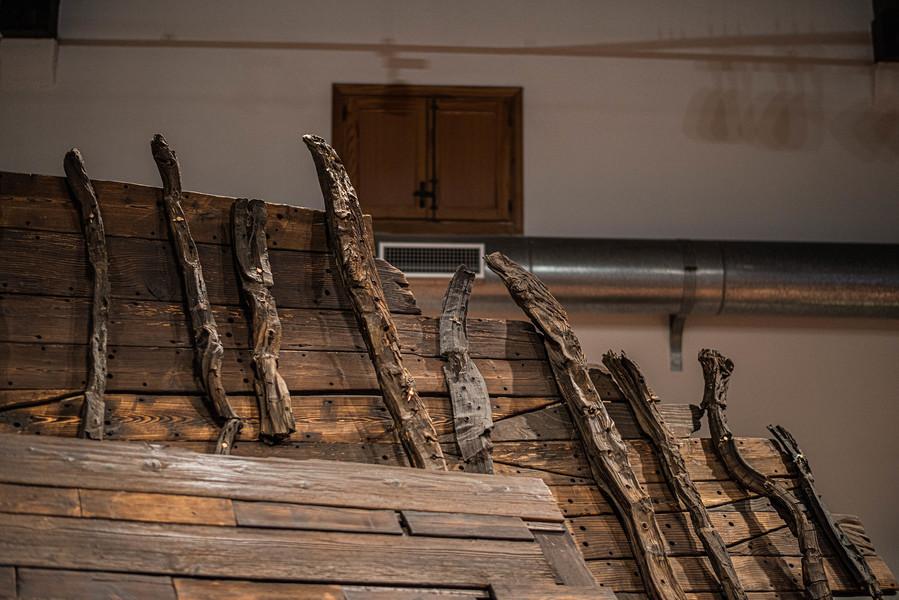 Римский корабль Марауса в Марсале