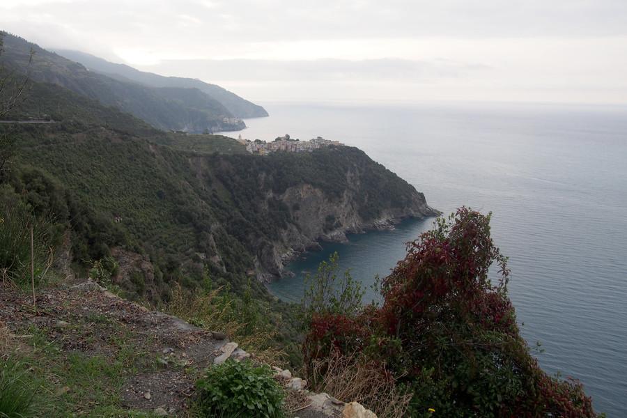 Лазурная Тропа: Корнилья - Вернацца, Чинкве-Терре, Италия