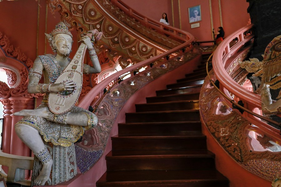 Музей Эраван в в провинции Самутпракан, Таиланд