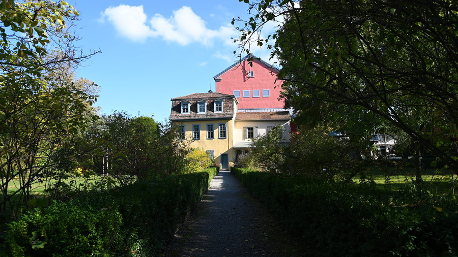 Осень в Йене
