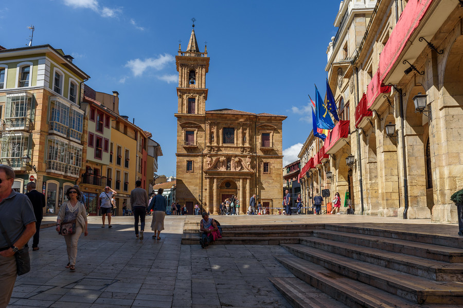 Овьедо. Столица Астурийского княжества