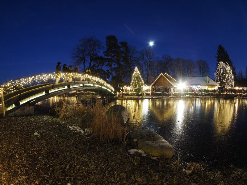 Приближение Рождества в Австрии