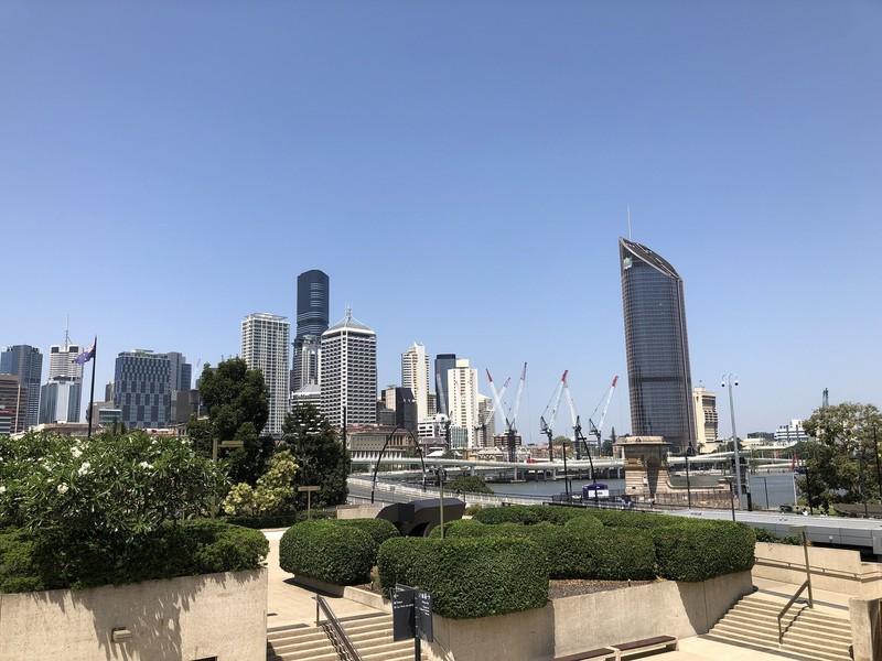 Австралийская весна. Брисбен. Конец ноября 2019