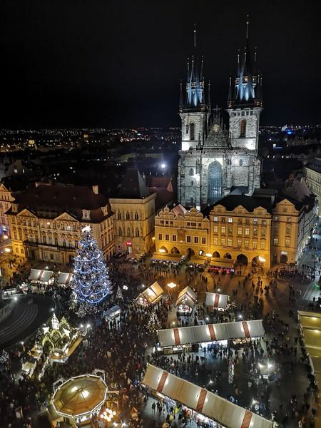 Праздничная Чехия. Либерец и Прага