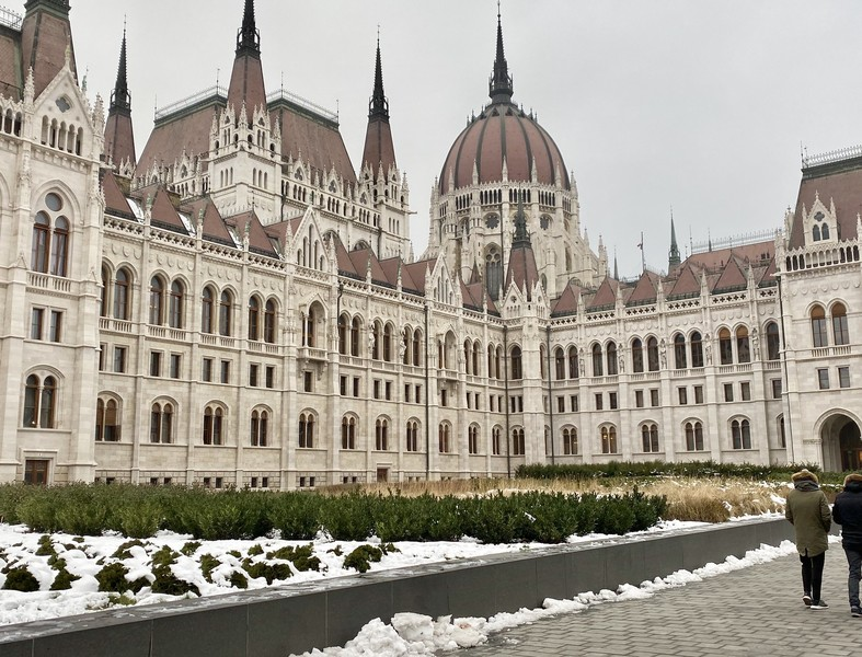 Выходные в Будапеште